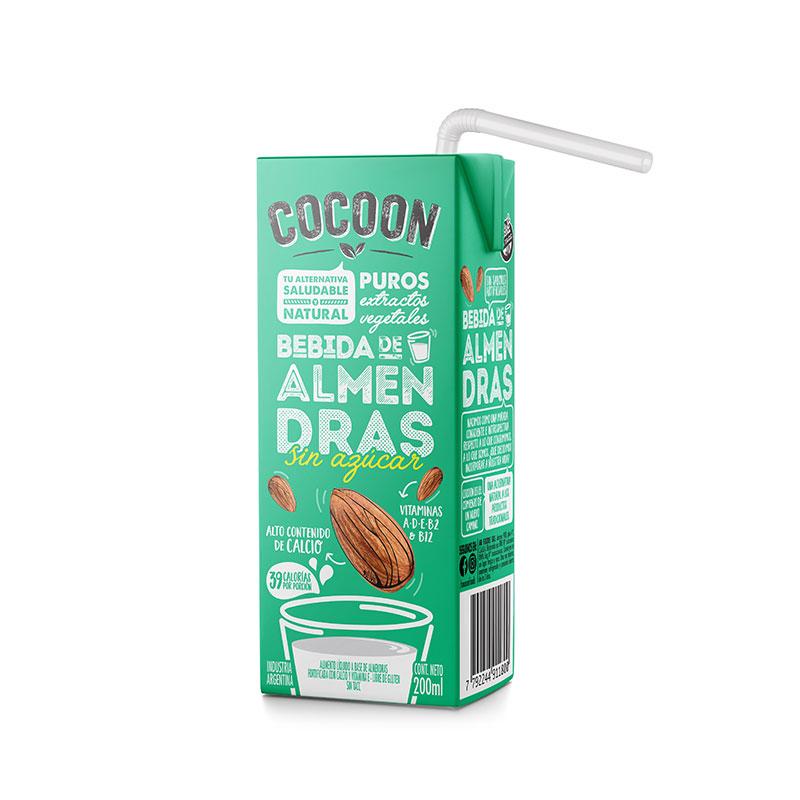 Bebida de Almendras Cocoon