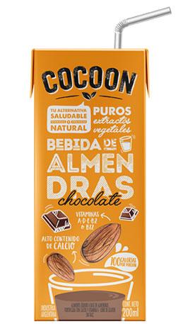 Bebida de Almendras Cocoon Chocolate